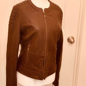 DKNY ladies jacket size small.